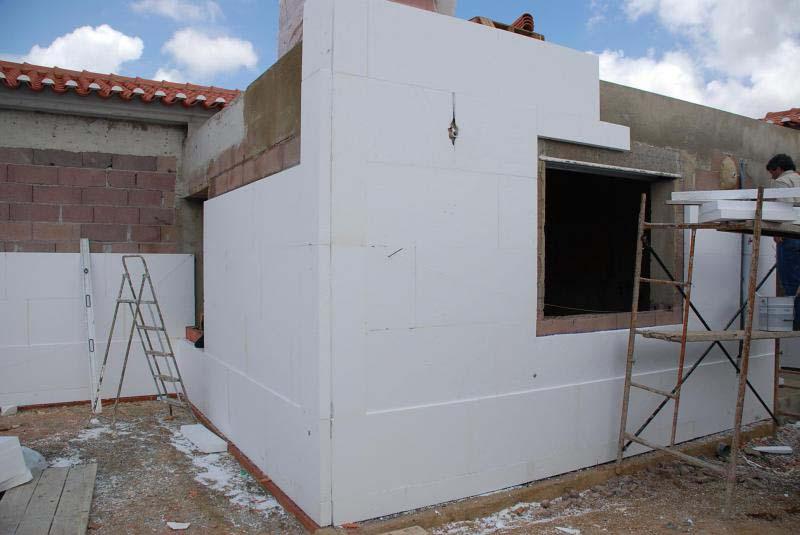 Materiales Para Fachadas Exteriores De Casas. Latest Iluminacin De ...