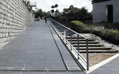 Accesibilidad en edificios existentes