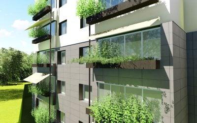 Proyecto de rehabilitación de fachadas – sate