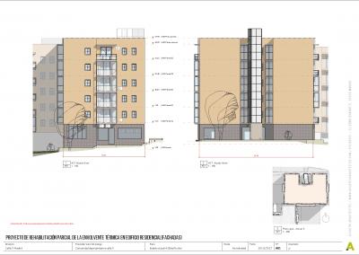 Proyecto de rehabilitación de fachadas - Acuatro Arquitectos (2)