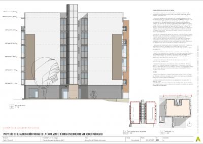 Proyecto de rehabilitación de fachadas - Acuatro Arquitectos (4)