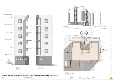 Proyecto de rehabilitación de fachadas - Acuatro Arquitectos (7)