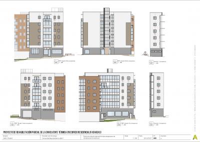 Proyecto de rehabilitación de fachadas - Acuatro Arquitectos (8)