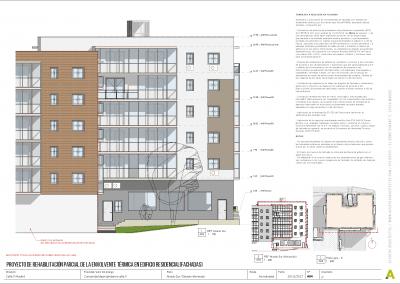 Proyecto de rehabilitación de fachadas - Acuatro Arquitectos (9)