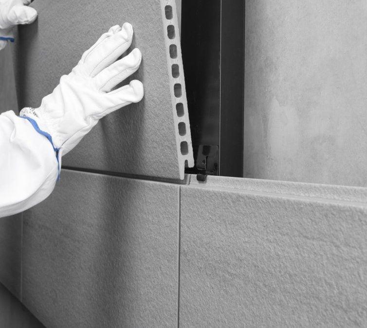 Rehabilitación de fachadas, criterios de elección de sistemas.
