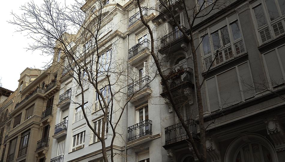 Rehabilitación de edificios / Restauración de edificios.