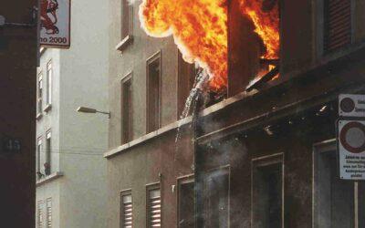 Sistemas de aislamiento térmico exterior, comportamiento en caso de incendio.